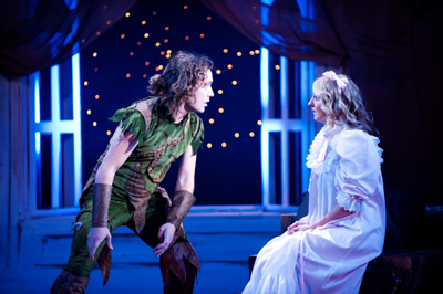 Peter Pan theatre play at Queensland Performing Arts Centre.