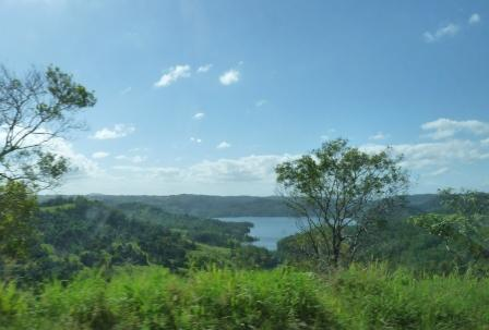 Baroon Pocker Dam.