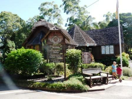 Black Forest Hill Clock Centre in Maleny.