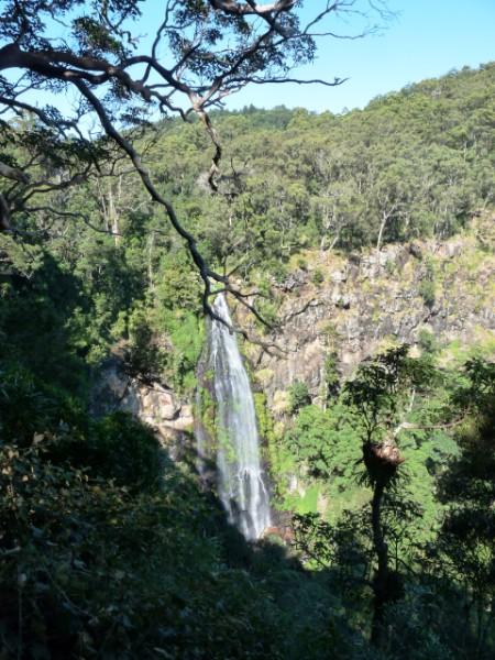 Morans Falls.