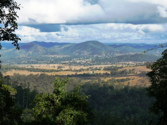 Pearson Lookout in Mudlo National Park