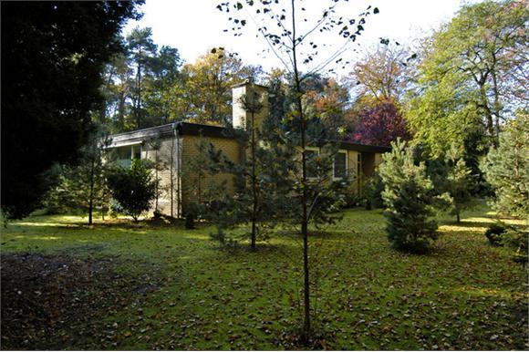 Our previous home in Bosch en Duin.